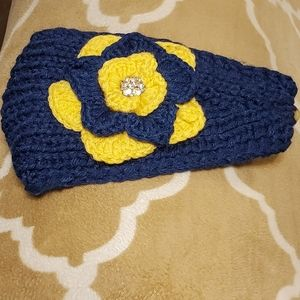 Accessories - 2/$20 Crocheted Head Wrap